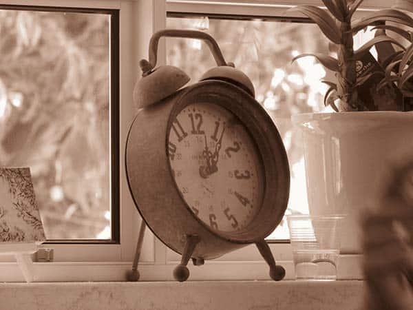 ענין של זמן