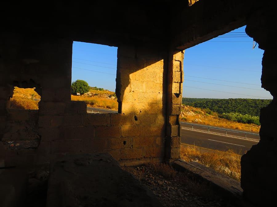 חלונות אל הנוף