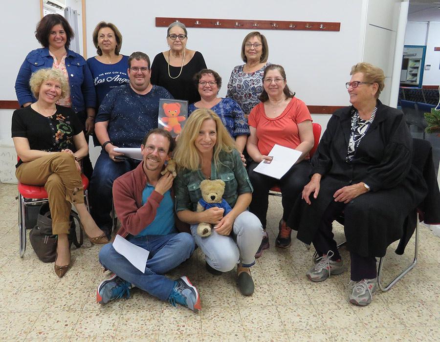 קבוצת כותבים